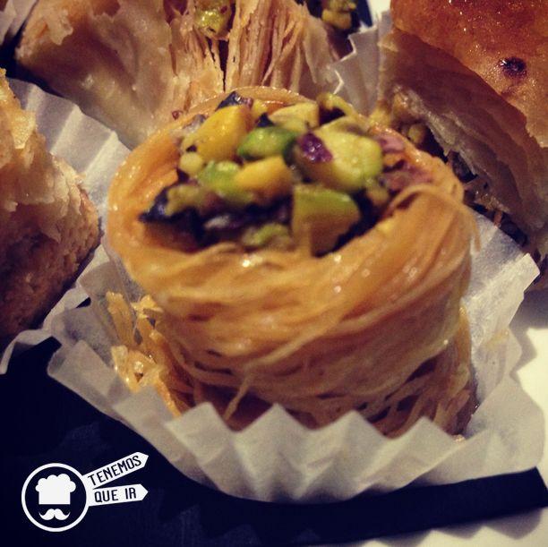 Baklawa Restaurante Shukran Madrid