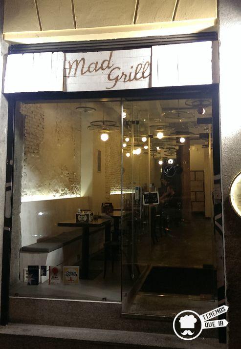 Restaurante Mad Grill