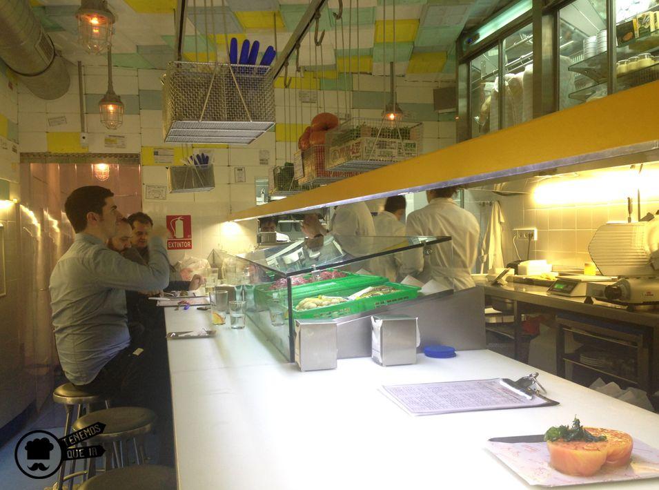 Restaurante Sala de Despiece Madrid