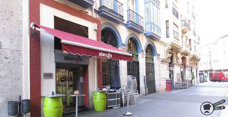A AlarconTenemosqueir Valladolid