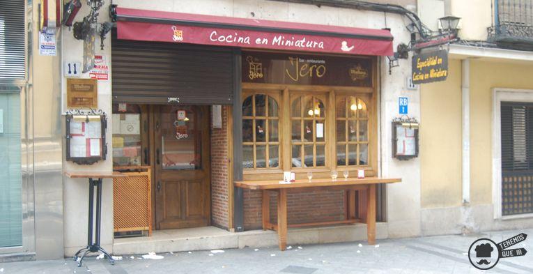 A El Bar Jero Tenemosqueir Valladolid