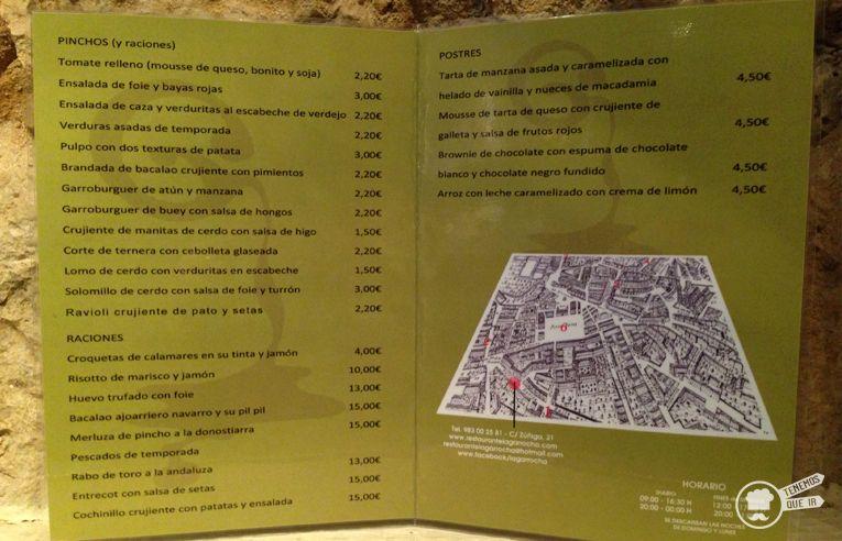 Carta a La Garrocha Tenemosqueir Valladolid