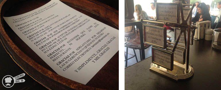 A Restaurante la Mision Tenemosqueir el Valor de los Detalles