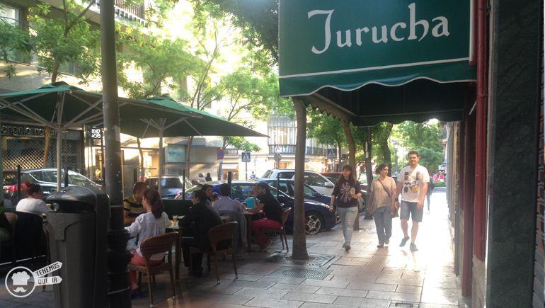 A la Terraza de JuruchaTenemsoqueir