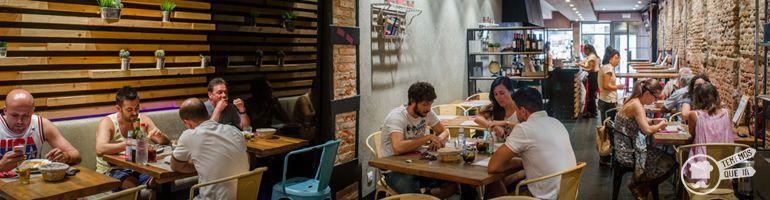 A El Mandil Restaurante Madrid Tenemosqueir