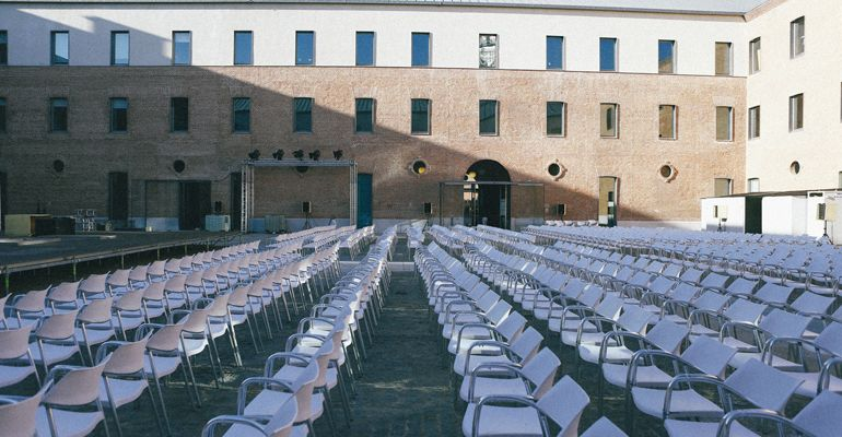 A El Cuartel By City Lights Cine de Verano Tenemosqueir Cine de Verano