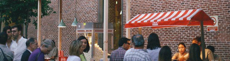A El Cuartel By City Lights Cine de Verano Tenemosqueir Palomitas Cine de Verano
