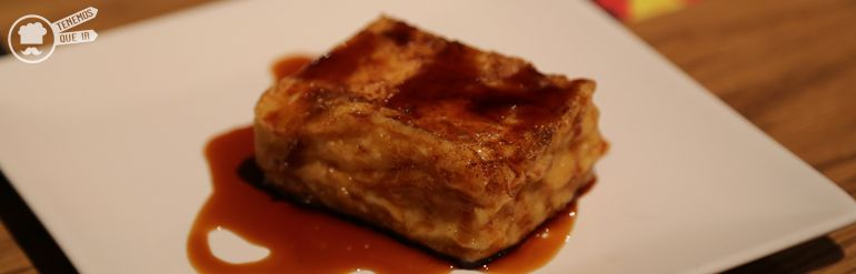 A La Imperial de Raimundo Tenemosqueir Restaurante Madrid Leche Frita