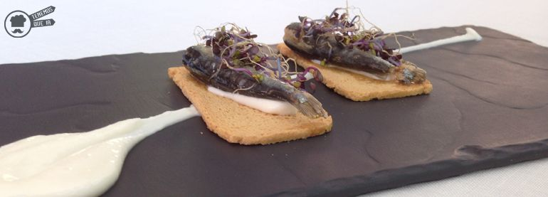 A Restaurante DAltea Tenemosqueir Aperitivo Sardina