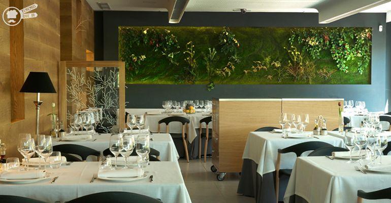A Restaurante DAltea Tenemosqueir Jardin Vertical Decoracion