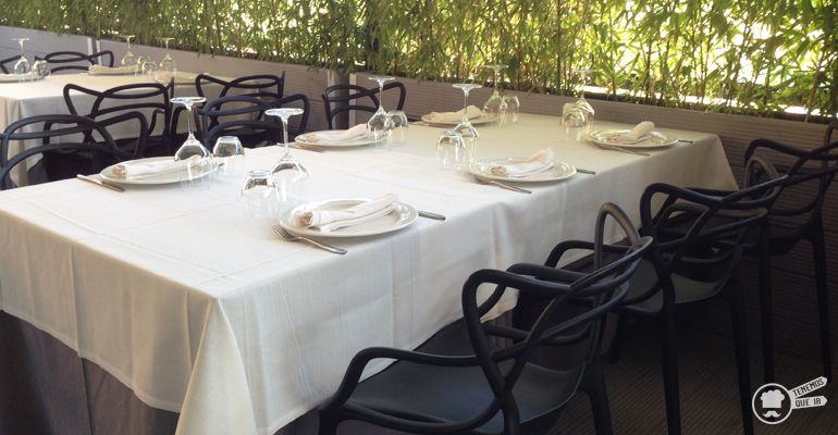 A Restaurante DAltea Tenemosqueir Terraza
