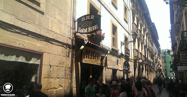 A Bar Borda Berri Tenemosqueir