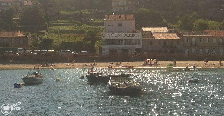 A Centoleira Playa Ruta Sanxenxo Galicia Tenemosqueir