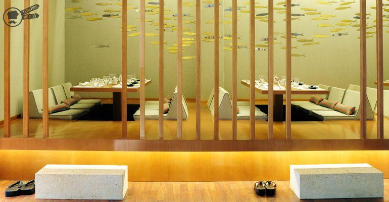 A Nipon Taro Tenemosqueir Restaurante Japones Madrid Sala