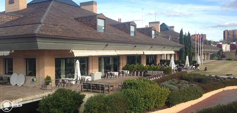 Cafeterias Campos de Golf Madrid Goicolea La Federacion Arroyo del Fresno