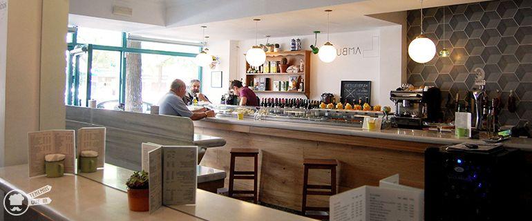 Interior A Bar Lambuzo Tenemosqueir Madrid