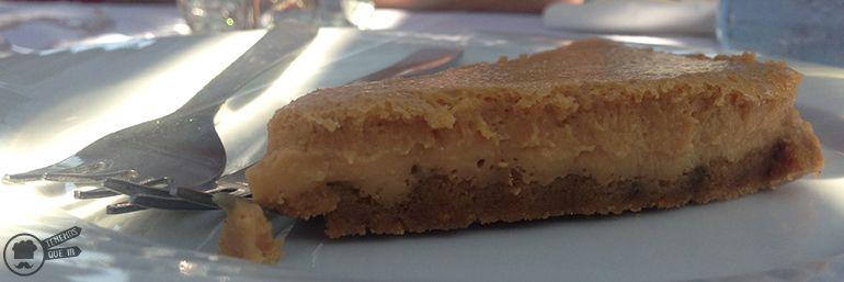 Peixoto Tarta Toffe Playa Ruta Sanxenxo Galicia Tenemosqueir