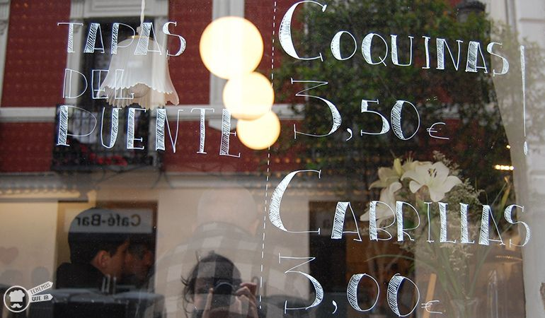 Precios Cristalera A Bar Lambuzo Tenemosqueir Madrid
