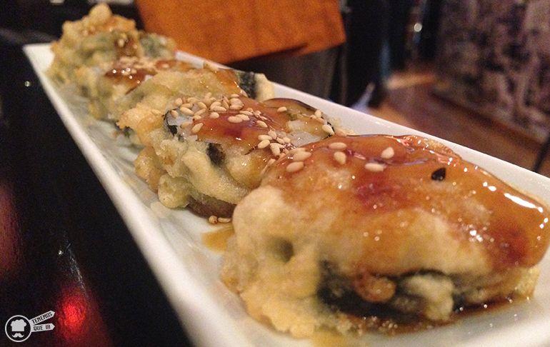 Samurai A Sushiole Restaurante Japones Madrid Tenemosqueir