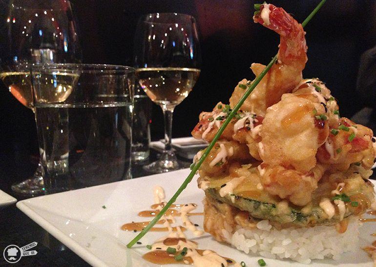 Tempura A Sushiole Restaurante Japones Madrid Tenemosqueir