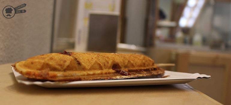 A Restaurante MUTA Brasil Tenemosqueir Madrid Crepelito
