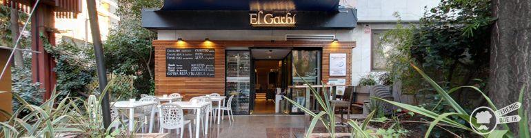 A Arroceria Restaurante El Garbi Madrid Tenemosqueir Terraza