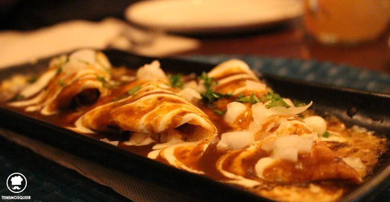 A No Que No Bar Mexicano Madrid Tenemosqueir Burritos Picantes