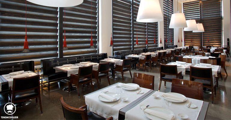 A Lagrimas Negras Restaurante Hotel Silken Puerta de America Tenemosqueir Decoracion