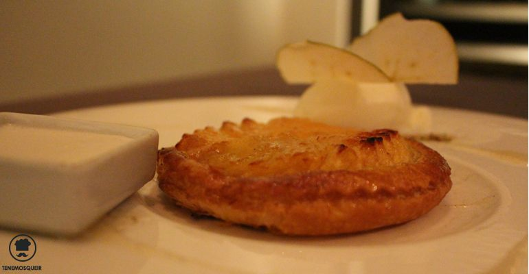 A Lagrimas Negras Restaurante Hotel Silken Puerta de America Tenemosqueir Tarta de Manzana
