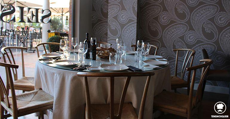 A Restaurante 650 La Moraleja Tenemosqueir Decoracion