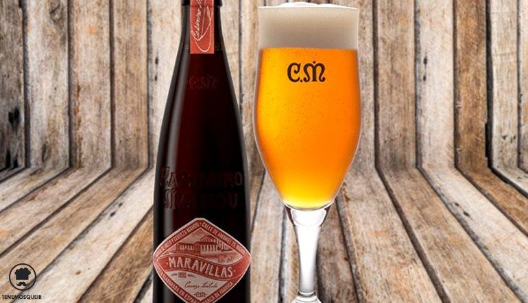 Semana de la Cerveza Madrid Beer Week Cata Casimiro Mahou Maravillas