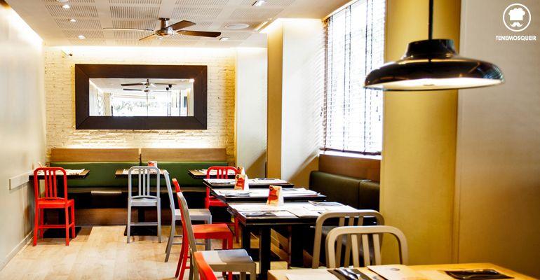 A New York Burger Tenemosqueir La Mejor Hamburguesa de Madrid