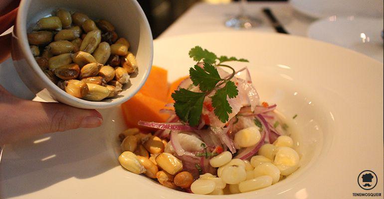 The Peruvian Kitchen Restaurante Peruano Madrid Tenemosqueir Ceviche Clasico de Corvina