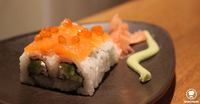 Al Restaurante Japones Sushishop Madrid Tenemosqueir Maki