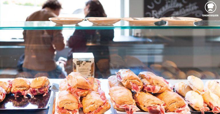 a La Garriga Tenemosqueir Resaca Restaurante Bar Bocadillos Madrid