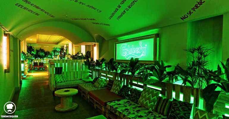 A Restaurante Taste Gallery Madrid Tenemos que ir The Secret Garden