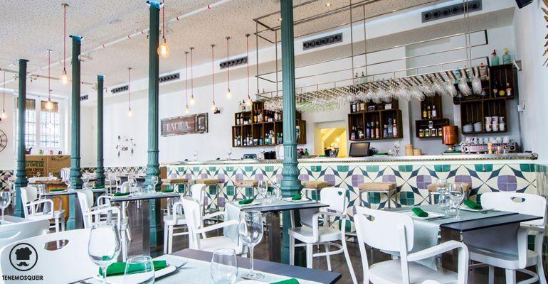 Barra Local Restaurante Bacira Madrid Tenemosqueir