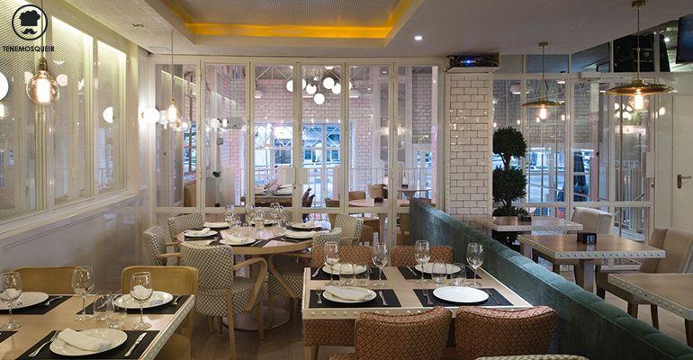 Mesas A Punto Basico Restaurante Madrid Tenemosqueir