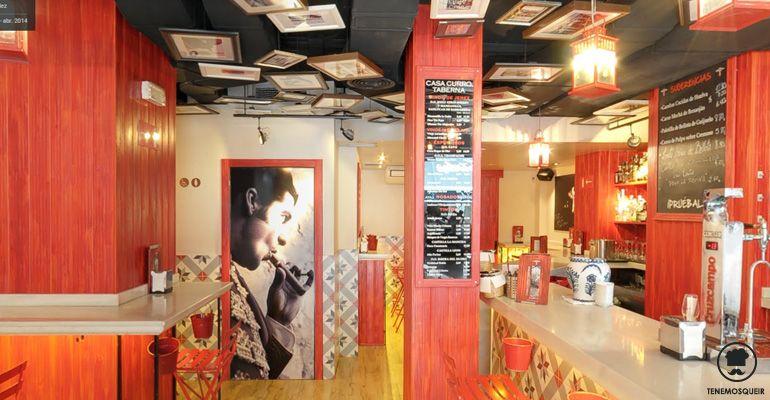 A Restaurante Taberna Casa Curro Tenemos que ir Madrid Local