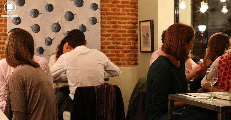 Local VEGA Bar Tenemosqueir Madrid