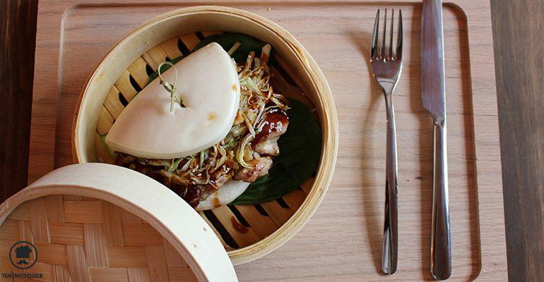 Bao Ninja Ramen Restaurante Japones Madrid Tribunal Tenemosqueir