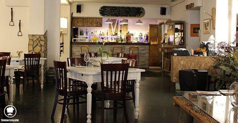 Decoracion Restaurante Variopintos Madrid Soria Tenemosqueir