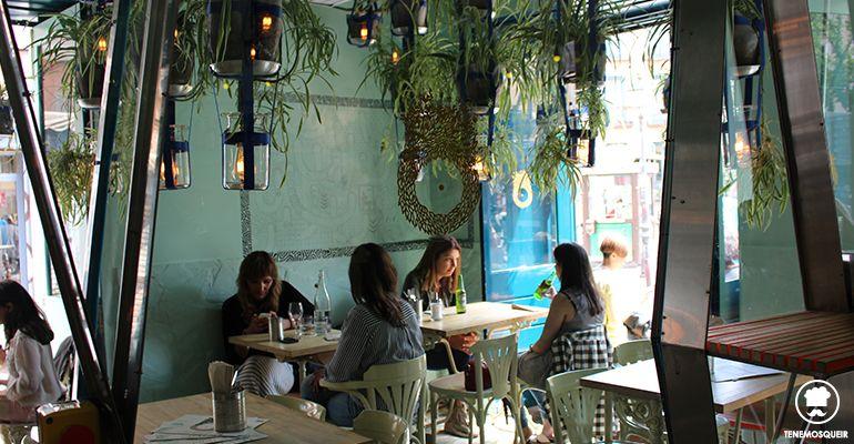 Selva Ojala Restaurante con Arena de Playa en Madrid