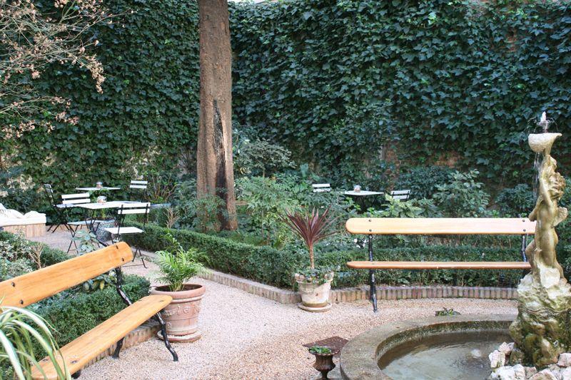 Museo del Romanticismo Cafe del Jardin