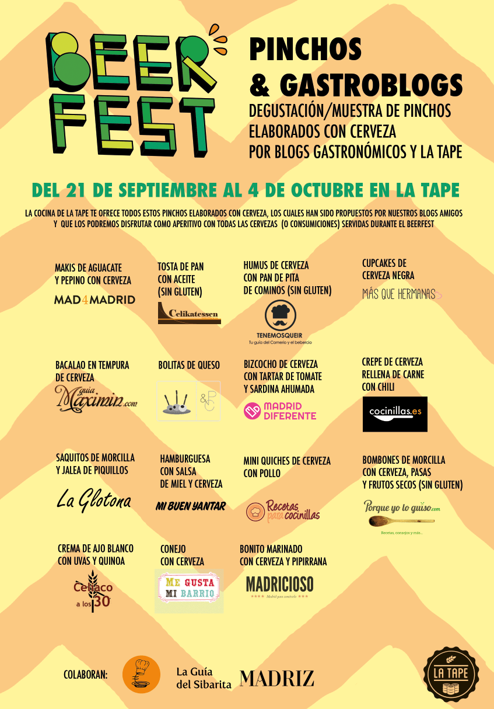 Pinchos BeerFest