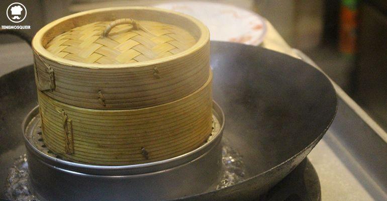 Bambu Kungfu Noodles Madrid Restaurante Dim Sum