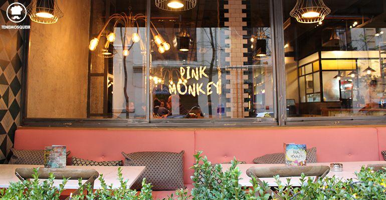 Terraza Carabinero Pink Monkey Restaurante Madrid Tenemosqueir