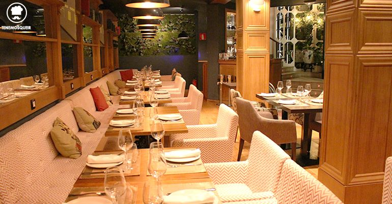 Flavia Restaurante Italiano Madrid Tenemosqueir