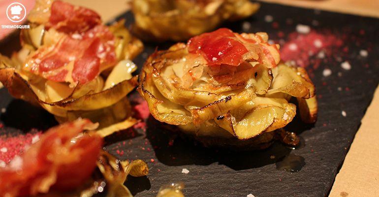 alcachofas-tome-y-lucas-restaurante-navarro-madrid-verduras-tenemosqueir
