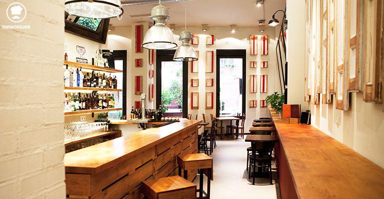 Local Cafe del Rey Terraza Madrid Restaurante Principe Pio Tenemosqueir